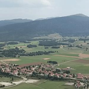 Espace ruraux en France de faible densité dans le Vercors