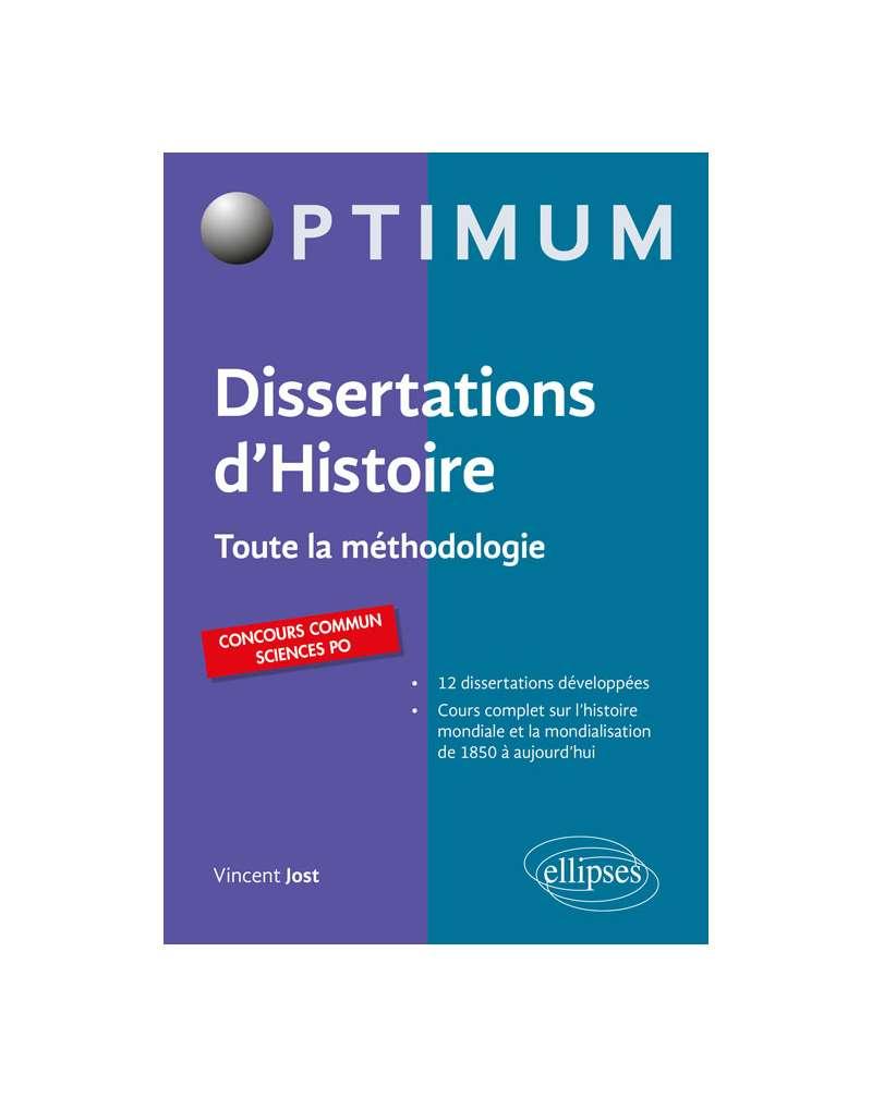 Cours de dissertation
