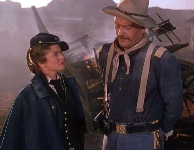 La charge héroïque est une illustration du thème culture medias pouvoirs en Occident à travers l'exemple du cinéma.