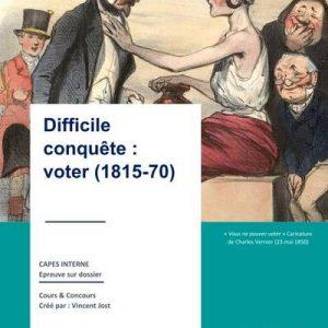 la démocratie en 1848