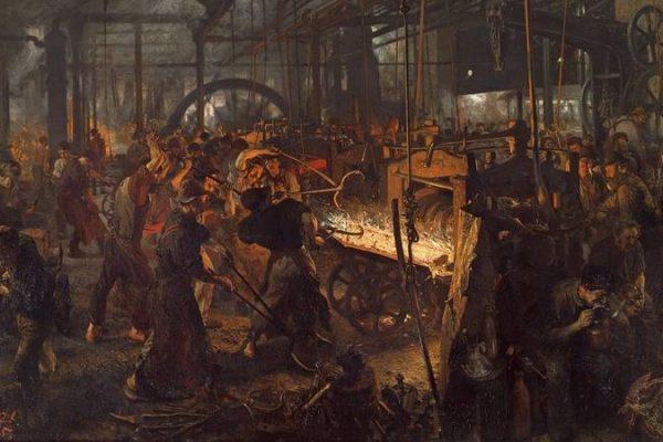 histoire du travail en Europe