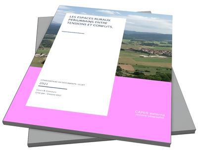 commentaire de documents sur les espaces ruraux