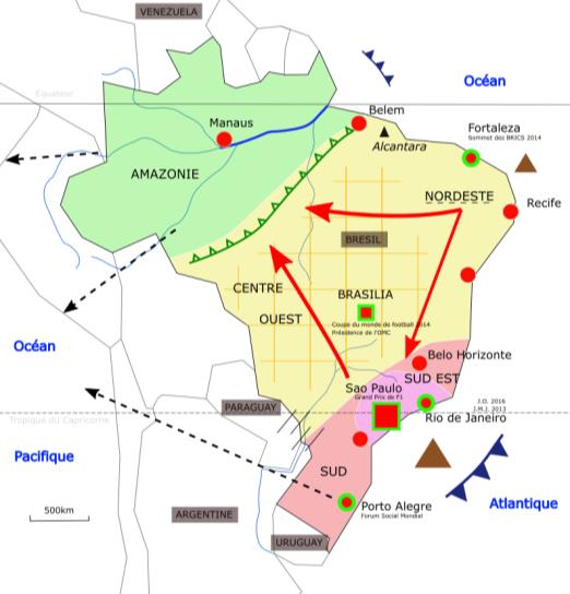 ressources pour la cartographie